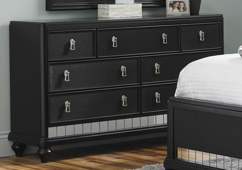 Morris Home Furnishings South Beach South Beach Dresser - Item Number: 100464402