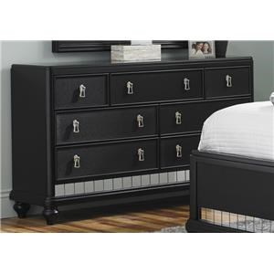 Morris Home Furnishings South Beach South Beach Dresser