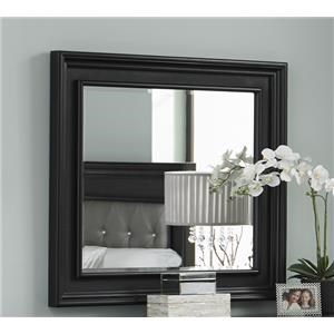 Morris Home Furnishings South Beach South Beach Mirror