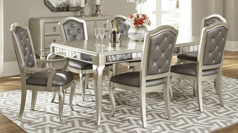 Morris Home Furnishings South Beach 5 Piece Dining Set
