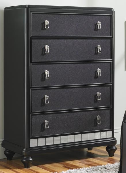 Morris Home Furnishings South Beach South Beach Chest of Drawers - Item Number: 451329399