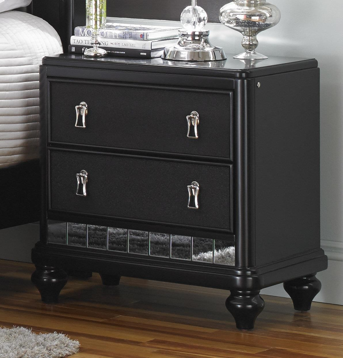Morris Home Furnishings South Beach South Beach Nightstand - Item Number: 738853122