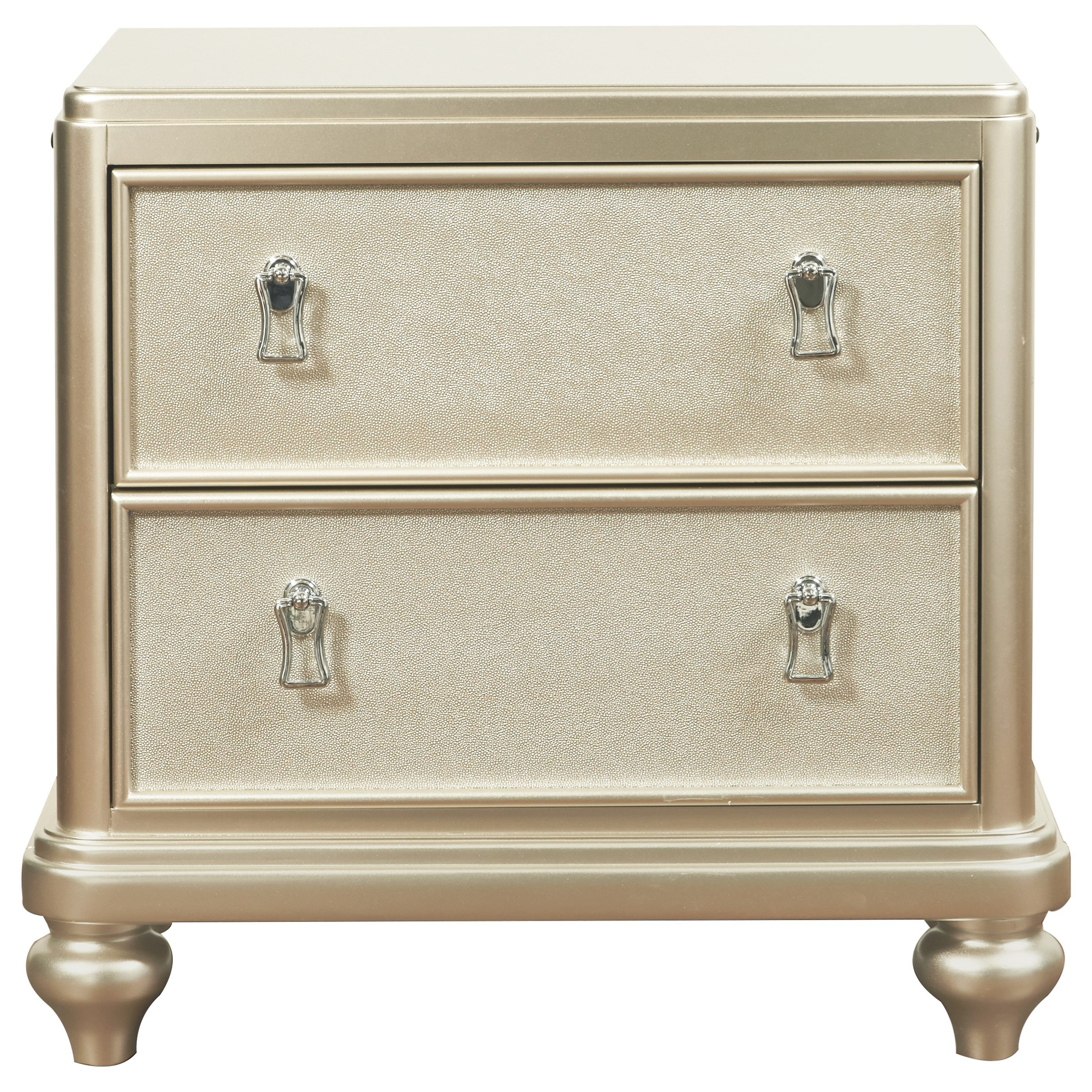 Morris Home Furnishings South Beach South Beach Nightstand - Item Number: 8808-050