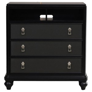 Samuel Lawrence Diva Midnight TV Stand