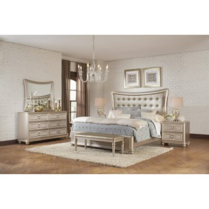 Samuel Lawrence Dynasty Queen Bedroom Group