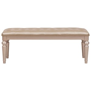 Samuel Lawrence Dynasty Bed Bench