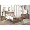 Samuel Lawrence Edgewood California King Bedroom Group - Item Number: S558 CK Bedroom Group 1