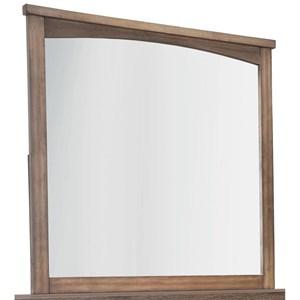 Dresser Mirror with Bevel