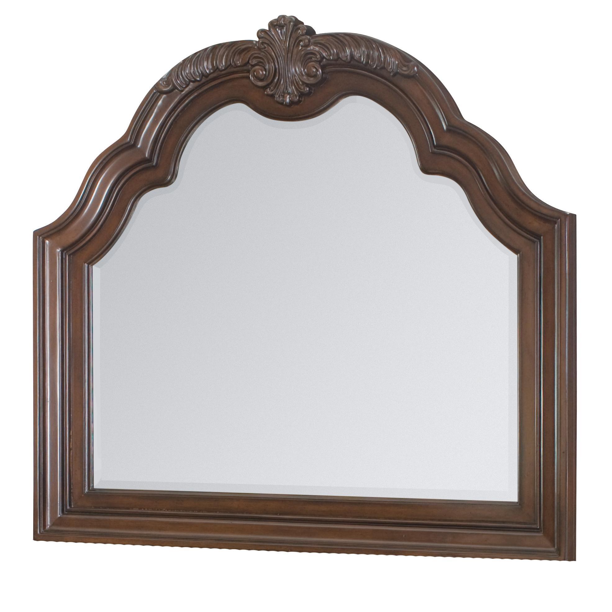 Samuel Lawrence Edington Landscape Mirror - Item Number: 8328-030