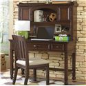 Samuel Lawrence Expedition Youth Desk w/ Hutch & Corkboard - 8468-414+453