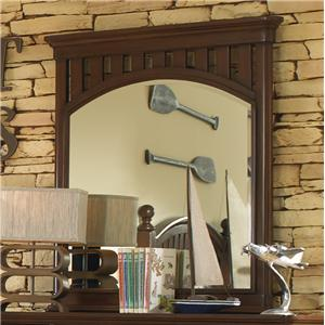 Morris Home Furnishings Edgewood Edgewood Mirror