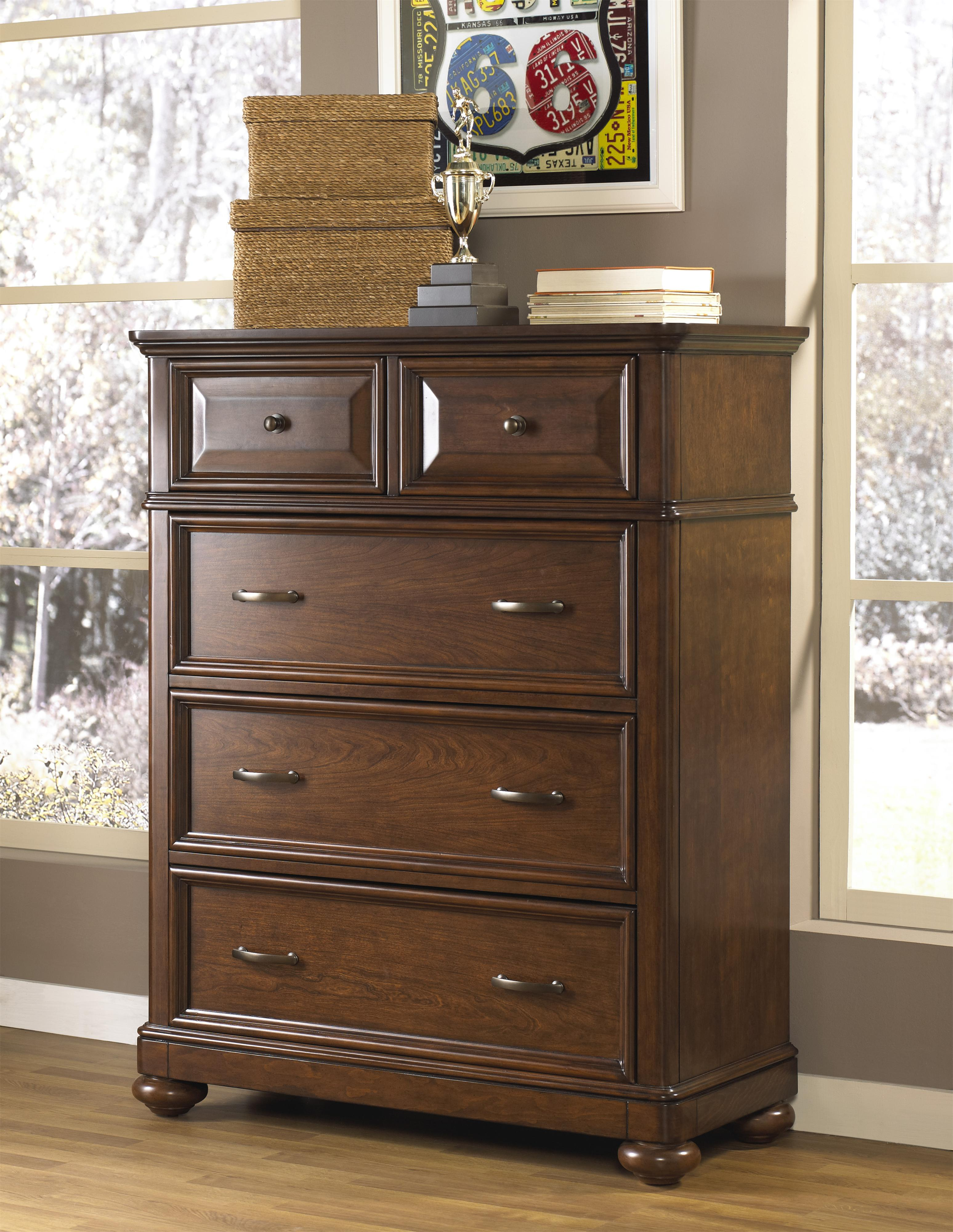 Kidz Gear Griffin Drawer Chest - Item Number: 8468-440