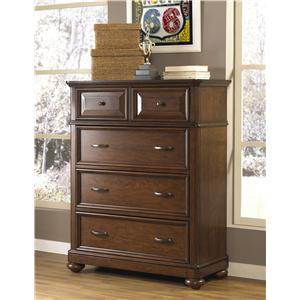 Morris Home Furnishings Edgewood Edgewood Chest