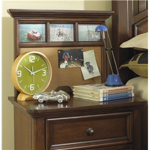 Kidz Gear Griffin Nightstand w/ Panel