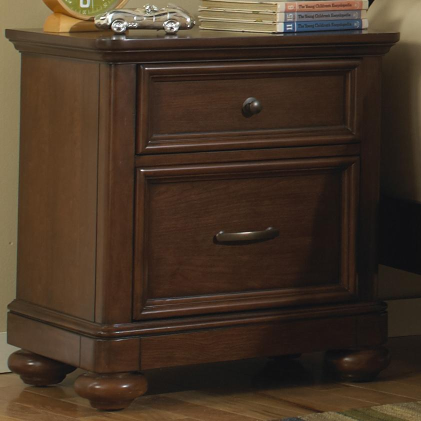 Morris Home Furnishings Edgewood Edgewood Nightstand - Item Number: 8468-450