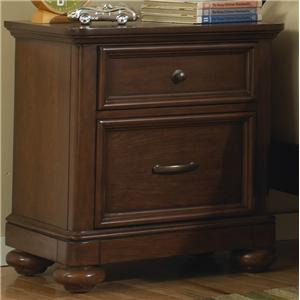 Morris Home Furnishings Edgewood Edgewood Nightstand