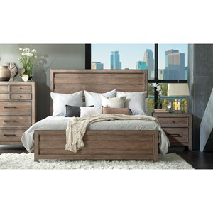 Samuel Lawrence Flatbush Queen Bedroom Group