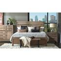 Samuel Lawrence Flatbush Queen Bedroom Group 2 - Item Number: S084 Q Bedroom Group 2