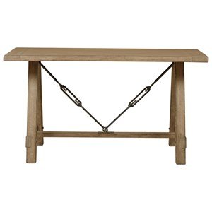 Samuel Lawrence Flatbush Sawhorse Desk