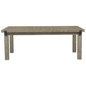 Samuel Lawrence Flatbush Leg Dining Table