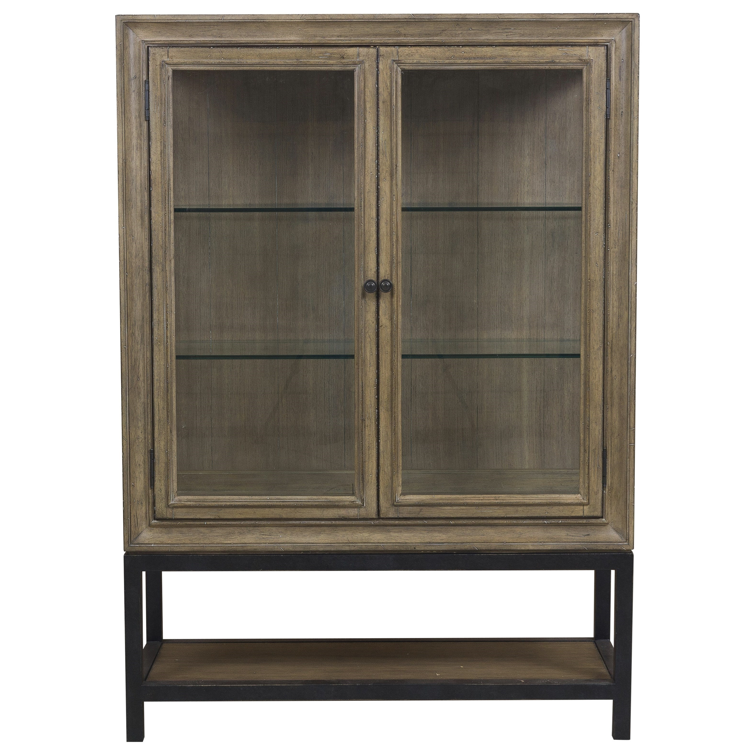 Samuel Lawrence Flatbush Display China Cabinet - Item Number: S084-140