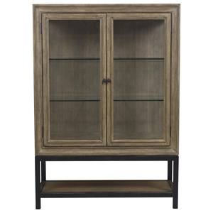 Samuel Lawrence Flatbush Display China Cabinet