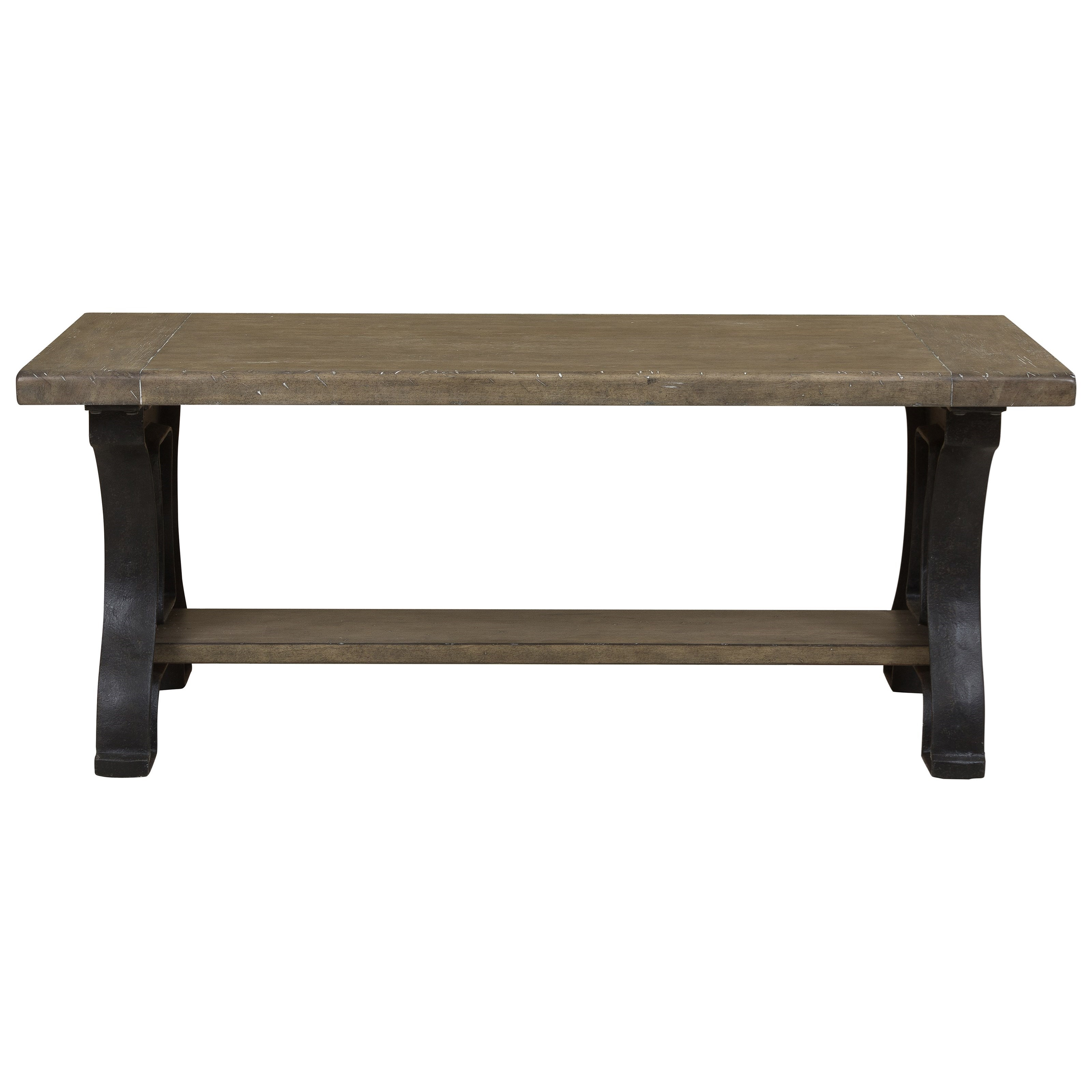 Samuel Lawrence Flatbush Bench - Item Number: S084-180A+B