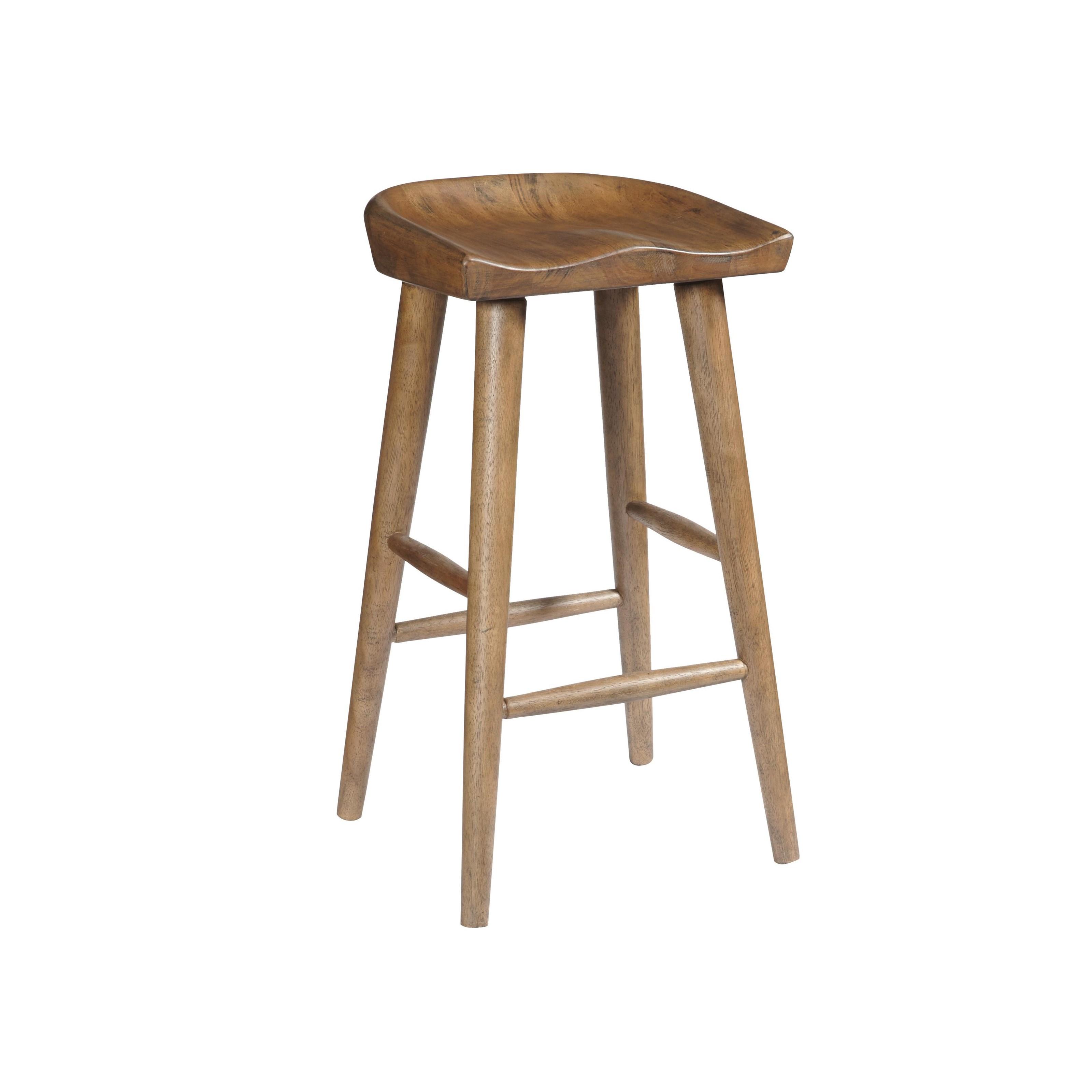 "Frankenberg Saddle 30"" Bar stool"