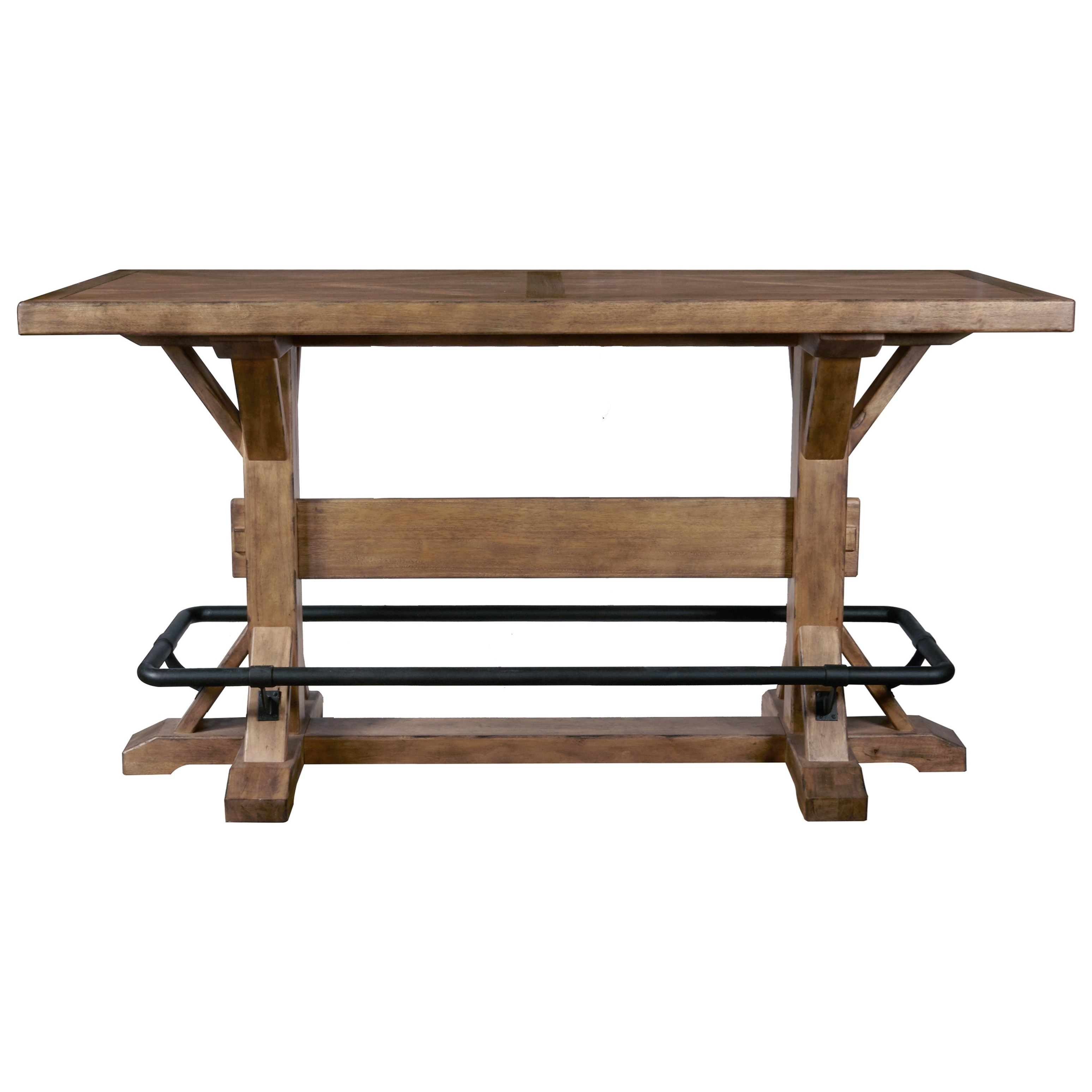 Stand-Up Brew Pub Table