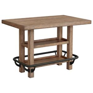 Storage Bar Table