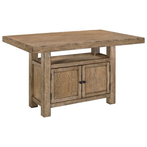 Samuel Lawrence Furniture City Brewing Blonde Solid Wood
