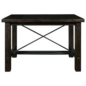 Samuel Lawrence Furniture City Brewing - Stout Leg Bar Table