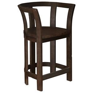 Barrel Gathering Chair
