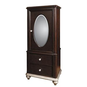 Samuel Lawrence Glamour Door Wardrobe
