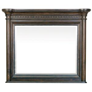 Samuel Lawrence Grand Manor Landscape Mirror