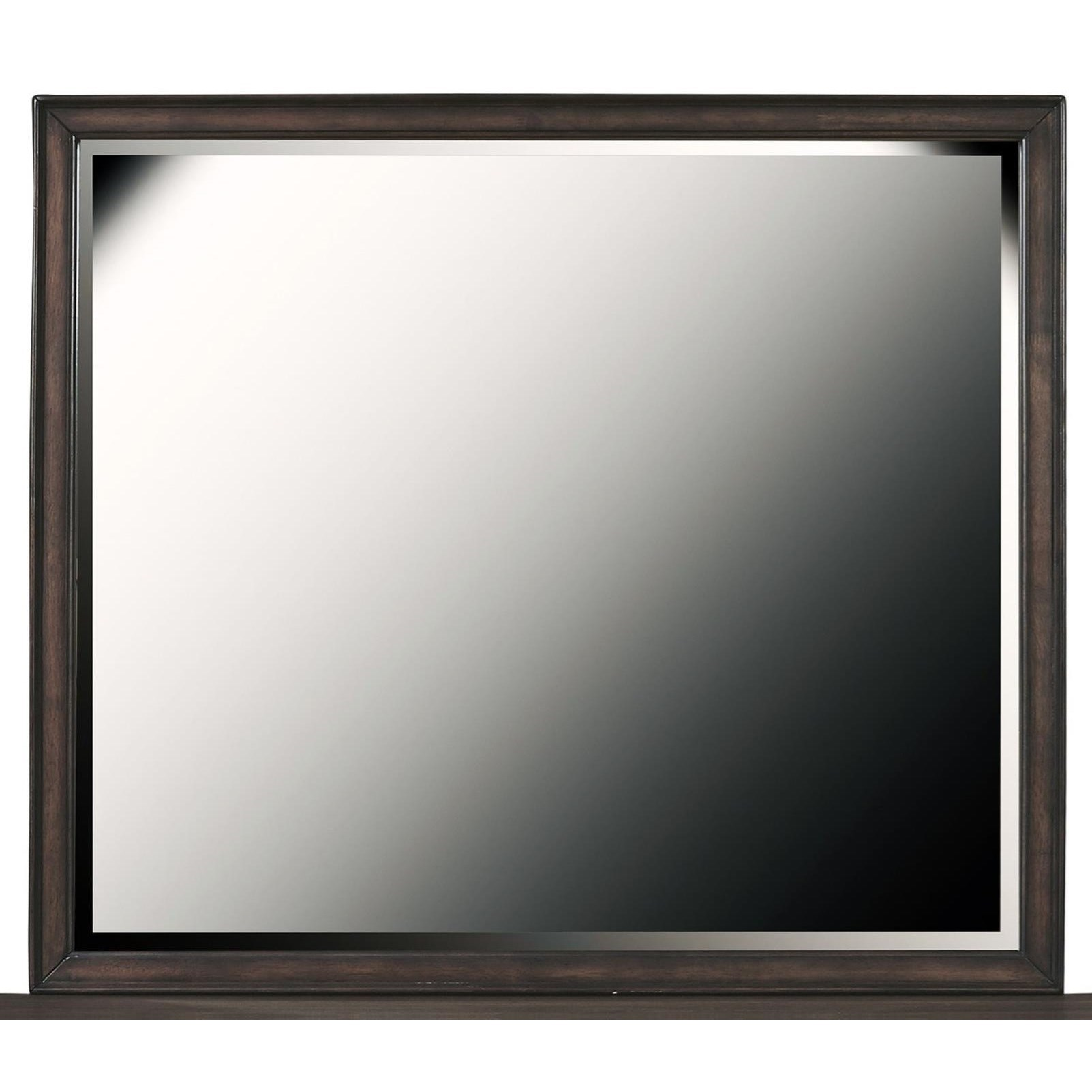 Mirror with Bevel