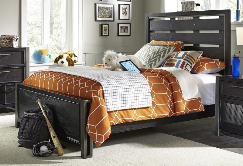 Morris Home Furnishings Granite Falls Granite Falls Full Panel Bed - Item Number: 475890533