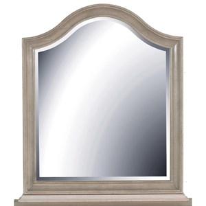 Vanity Storage Mirror
