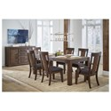 Samuel Lawrence Henna Formal Dining Room Group - Item Number: S152 Dining Room Group 1