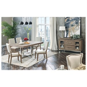 Samuel Lawrence Highland Park Formal Dining Room Group