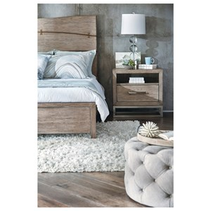 Samuel Lawrence Highland Park Queen Bedroom Group