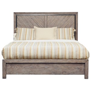 Samuel Lawrence Highland Park Queen Panel Bed