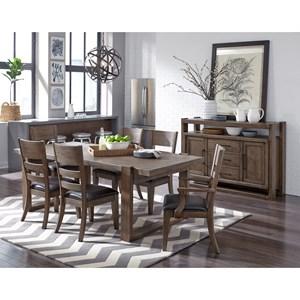 Samuel Lawrence Hops Formal Dining Room Group