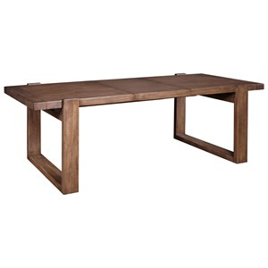 Samuel Lawrence Hops Rectangular Leg Table