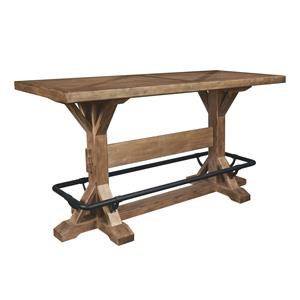 Morris Home Furnishings Kassel Pub Table
