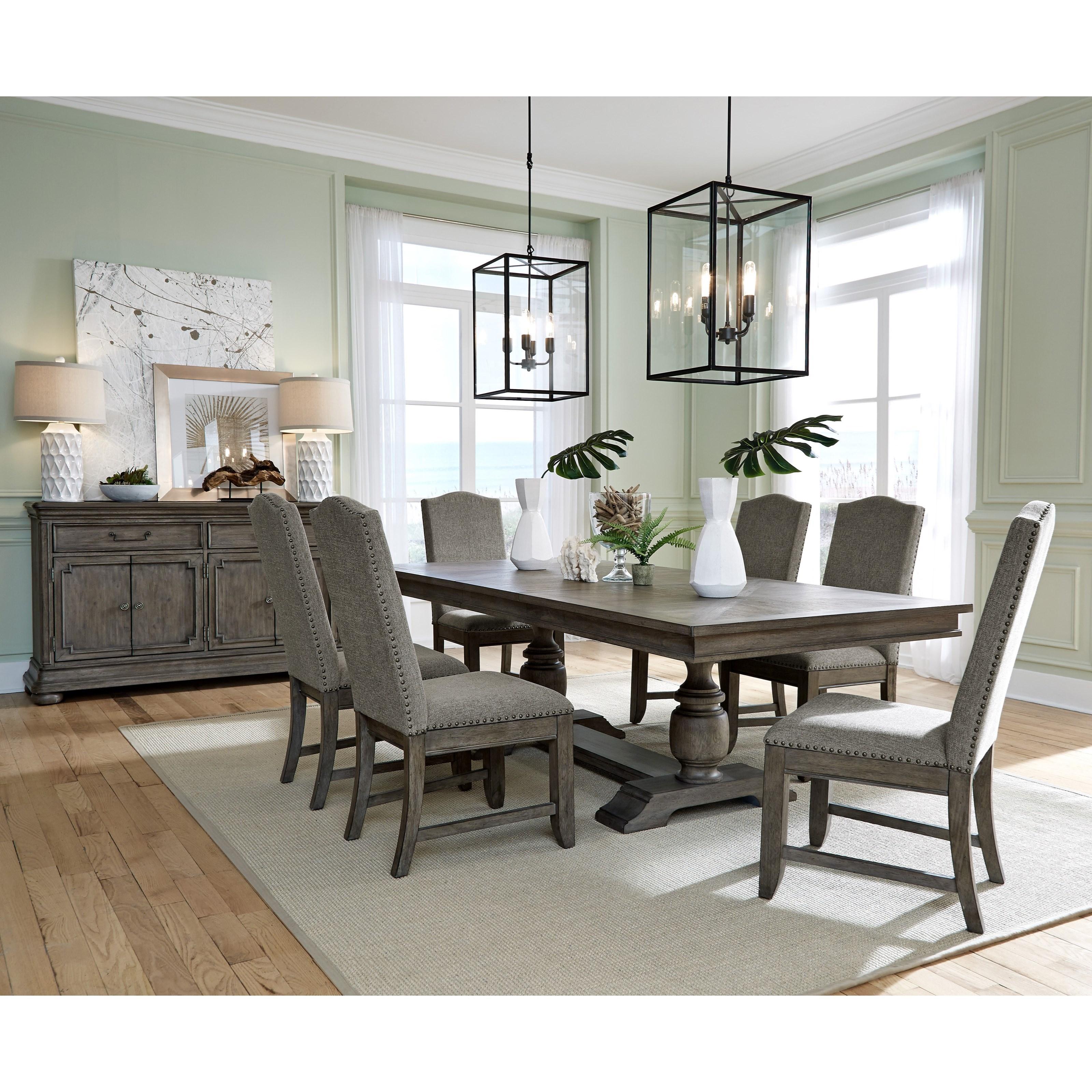 Samuel Lawrence Lasalle Dining Room