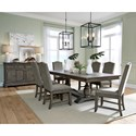 Samuel Lawrence Lasalle Dining Room Group - Item Number: S546 Dining Room Group 2