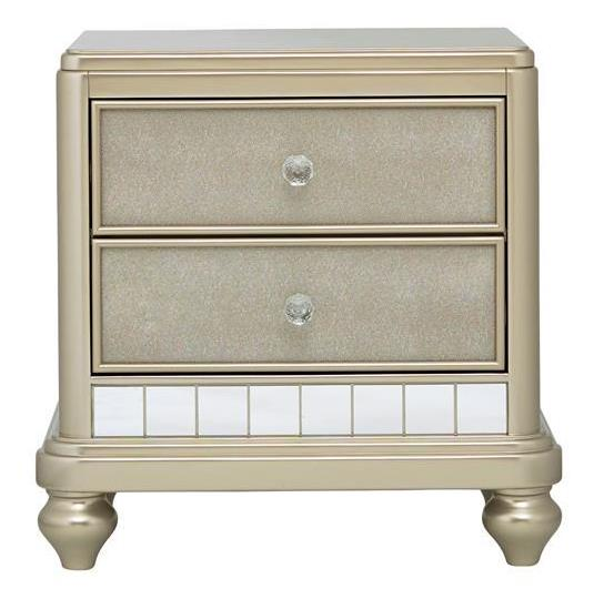 Lil South Beach Lil South Beach Nightstand by Samuel Lawrence at Morris Home