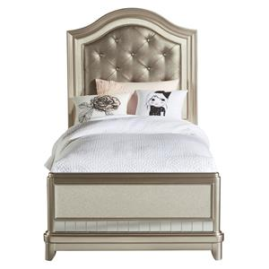 Samuel Lawrence Lil Diva Twin Panel Bed