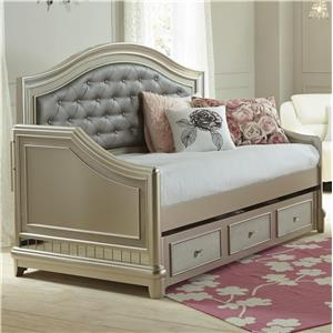 Samuel Lawrence Lil Diva Daybed w/ Trundle